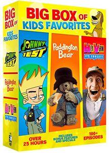 Big Box Of Kids Favorites