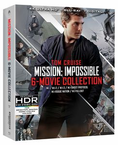 Mission: Impossible: 6-Movie Collection