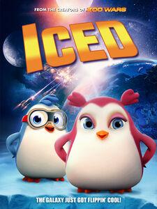 Iced (Penguin League 2)