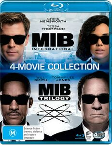 Men in Black: 4-Movie Collection [Import]