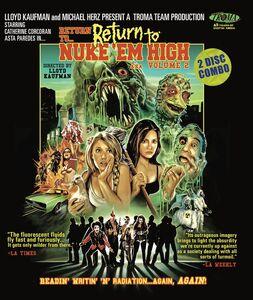 Return To Return To Nuke 'em High Aka Vol 2