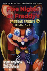FAZBEAR FRIGHTS 5 BUNNY CALL
