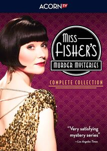 Miss Fisher's Murder Mysteries: Complete Collection