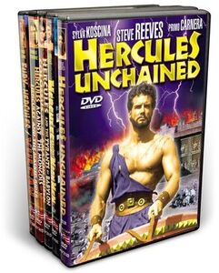 Hercules: Mighty Movie Collection