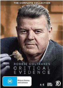 Robbie Coltrane's Critical Evidence: The Complete Collection [Import]