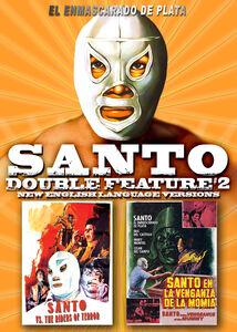 Santo Double Feature #2: Santo Vs. the Riders of Terror /  Santo in the Vengeance of the Mummy