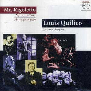 Mr Rigoletto: Ma Vie en Musique