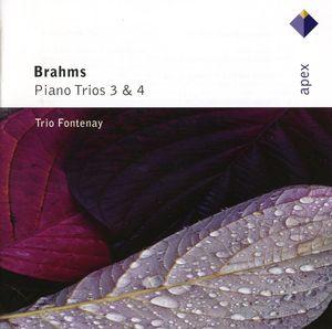 Brahms: Pno Trios Nos 3 & 4