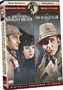 The Adventures of Sherlock Holmes /  The Scarlet Claw