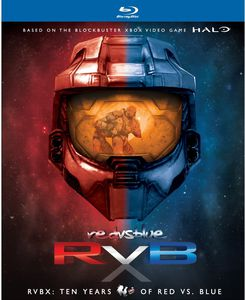 RVBX: Ten Years Of Red Vs Blue