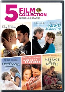 5 Film Collection: Nicholas Sparks