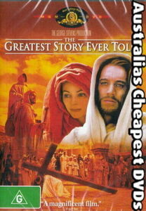 The Greatest Story Ever Told [Import]