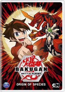 Bakugan: Battle Planet - Origin Of Species