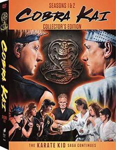 Cobra Kai: Seasons 1 & 2 Collector's Edition