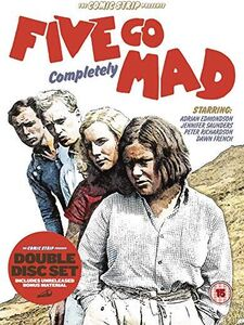 Five Go Mad