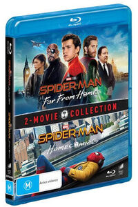 Spider-Man: Far From Home /  Spider-Man: Homecoming [All-Region/ 1080p] [Import]