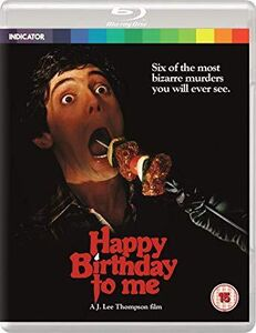 Happy Birthday To Me (Standard Edition) [Import]
