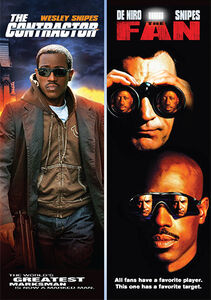 Wesley Snipes Double Feature: Fan & Contractor