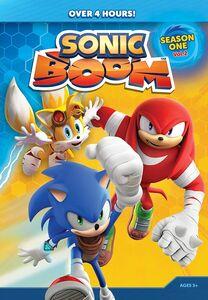 Sonic Boom: Saison 1 - Vol 2