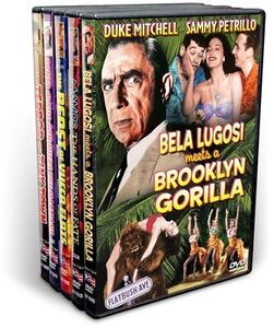 Best Of The Worst: So Bad They're Good Movie Collection