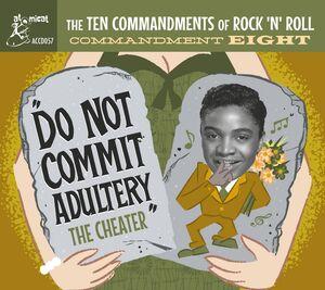 Ten Commandments Of Rock 'n' Roll: Commandment 8 (Various Artists)
