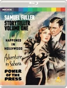 Samuel Fuller: Storyteller, Volume 1 [Import]