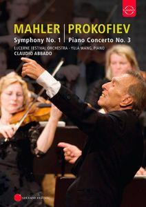 Lucerne Festival 2009: Symphony 1 /  Piano Cto 3
