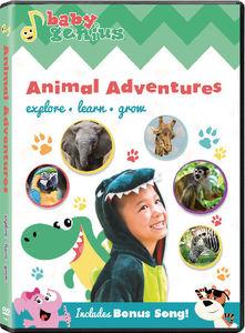 Baby Genius: Animal Adventures