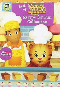 Daniel Tiger's Neighborhood: Best Of Daniel Tiger's Neighborhood -Recipe For Fun Collection