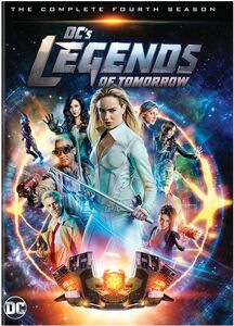 DC's Legends of Tomorrow: The Complete Fourth Season (DC)