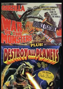 War Of The Monsters/ Destroy All Planets