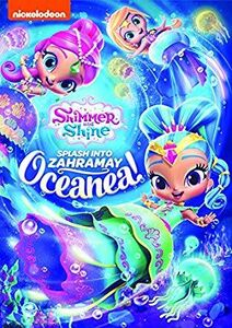 Shimmer And Shine: Splash Into Zahramay Oceanea!
