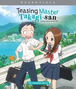 Teasing Master Takagi-San: Karakai Jozu No Takagi-San: The CompleteSeries
