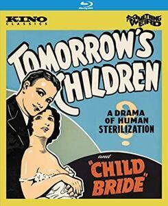 Tomorrow's Children /  Child Bride (Forbidden Fruit, Volume 5)