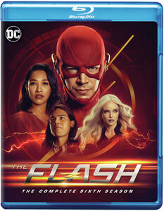 The Flash: The Complete Sixth Season