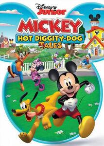 Mickey: Hot Diggity-Dog Tales