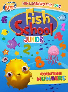 Fish School Junior: Counting Numbers