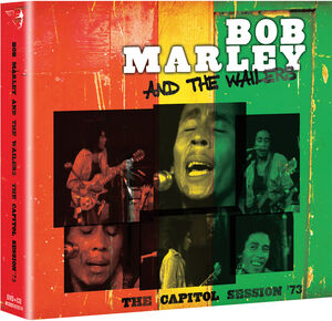 The Capitol Session '73  (CD/ DVD)