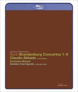 Brandenburg Concertos 1-6