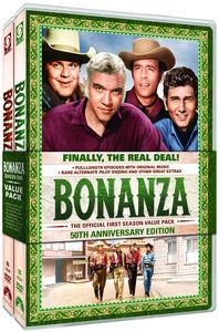Bonanza: The Official First Season Volumes 1 & 2