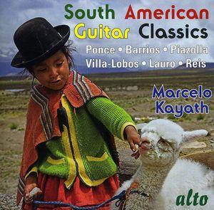 South American Guitar Classics