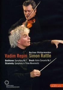Symphony No 7 /  Violin Concerto 1 /  Symphony in
