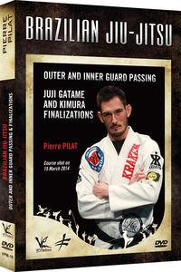 Brazilian Jiu-Jitsu: Juji Gatame/ Kimura Finalizations