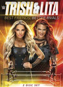 WWE: Trish And Lita - Best Friends, Better Rivals