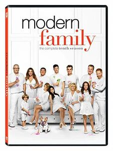 - Modern Family: The Complete Tenth Season