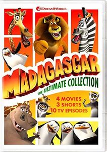 Madagascar: The Ultimate Collection