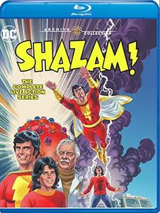 Shazam!: The Complete Live-Action Series