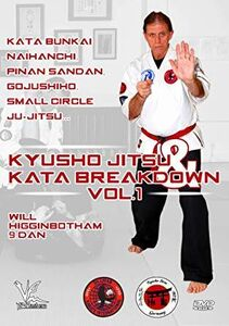 Kyusho Jitsu And Kata Breakdown, Vol. 1
