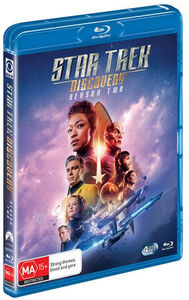 Star Trek: Discovery: Season 2 [All-Region/ 1080p] [Import]