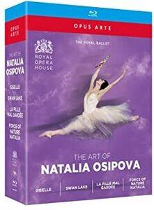 Art of Natalia Osipova